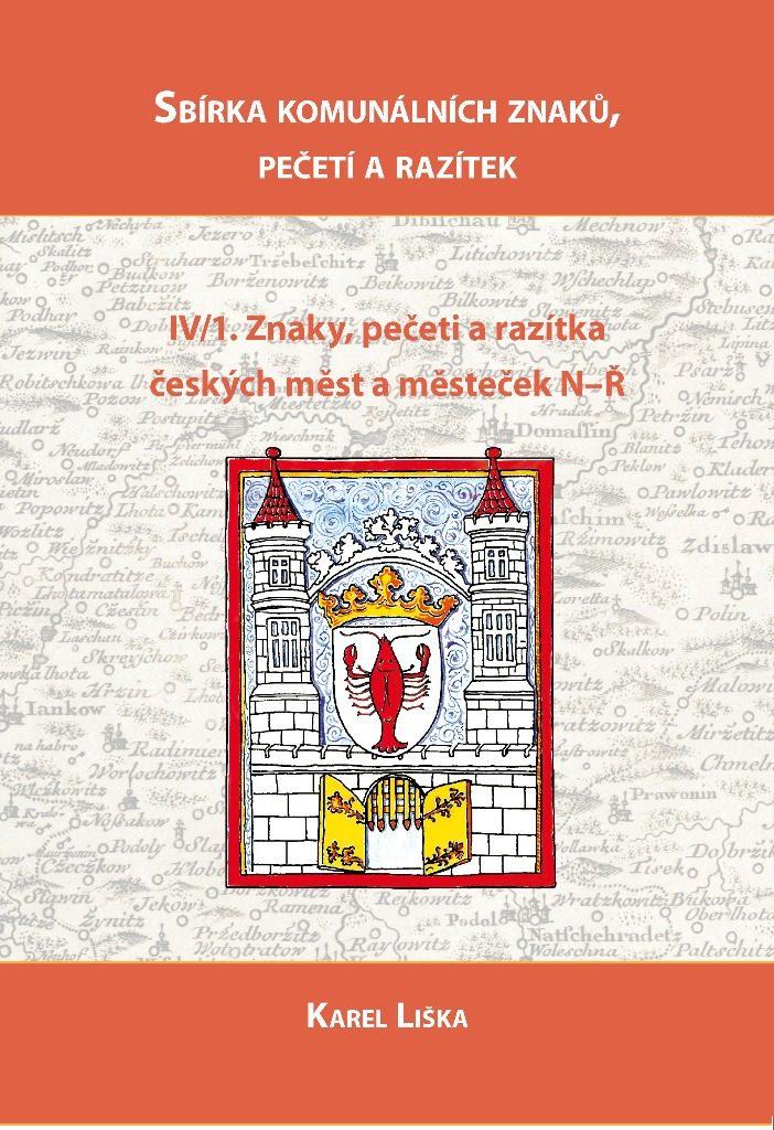 Sbírka komunálních znaků, pečetí a razítek Svazek 4/1
