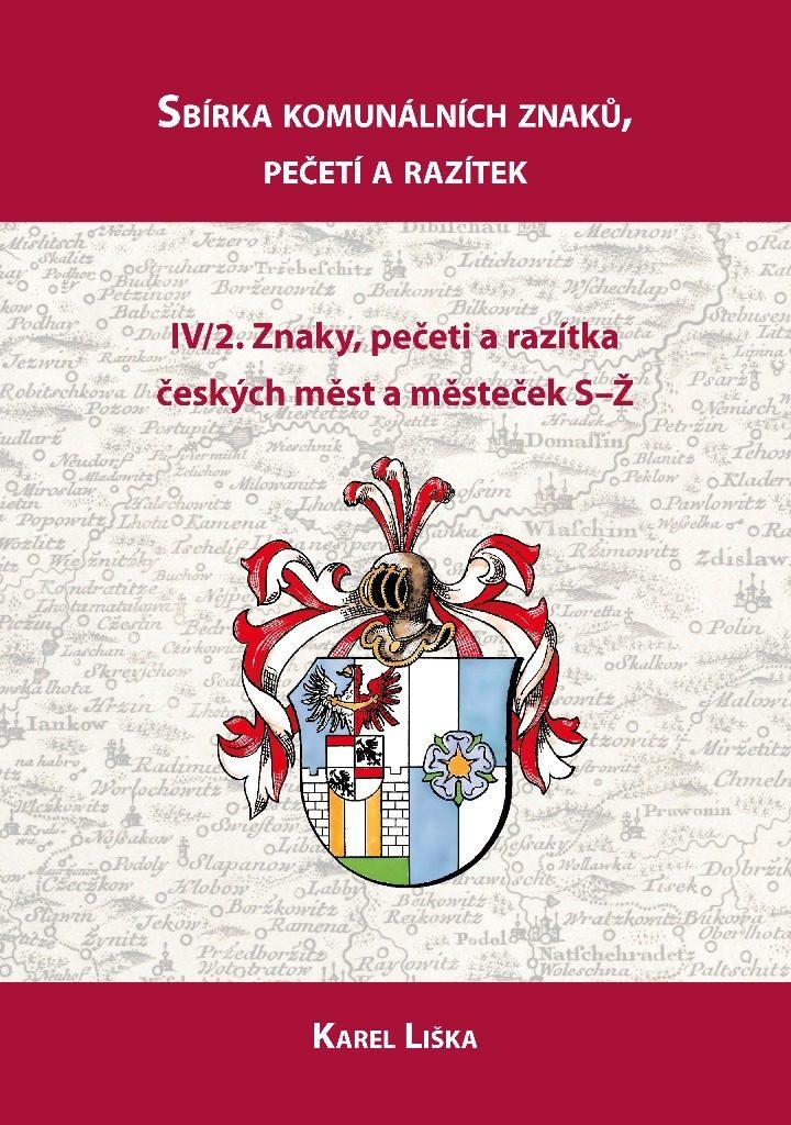 Sbírka komunálních znaků, pečetí a razítek Svazek 4/2