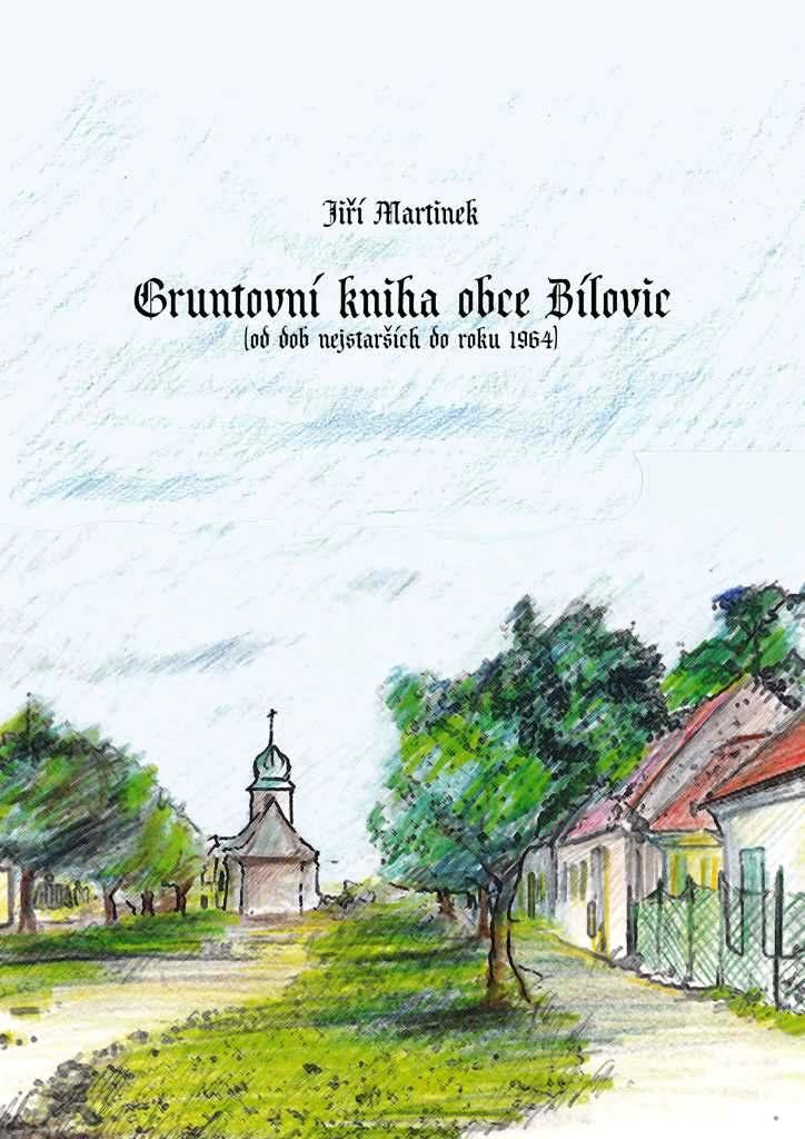 Gruntovní kniha obce Bílovic